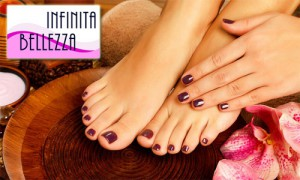 Coupon Manicure e Pedicure con Gel