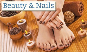 Coupon Manicure e Pedicure Curativo con Semipermanente