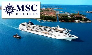 Coupon Aprile: Weekend sulla MSC Sinfonia!