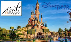 Coupon Disneyland Paris al 25% con Mezza Pensione Gratis