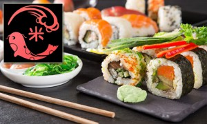 Coupon Menù Sushi All You Can Eat per 2 persone