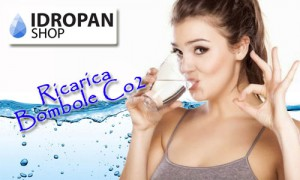Coupon Ricarica Bombole CO2 per Gasatori d'Acqua
