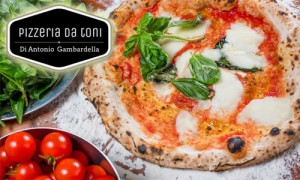 Coupon Menù Pizza Light o Deluxe per 2 persone