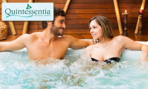 Coupon Spa per 2 con Aperitivo, Massaggio e Cena